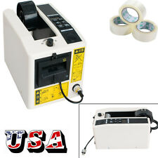 Electronic Automatic Pressure Sensitive Tape Dispenser Packaging Machine Cutting