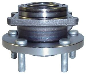 Wheel Bearing and Hub Assembly Front PTC PT513263