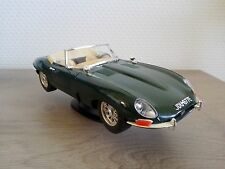Burago Jaguar E 1961 1/18
