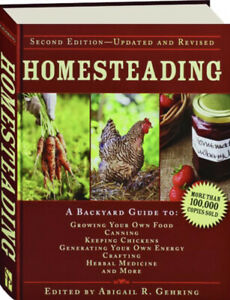 Back to Basics Guide Homesteading Backyard Guide to Growing Your Own Food,