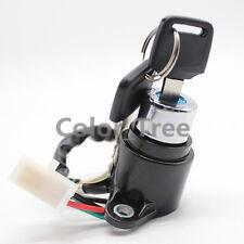 Steering Ignition Switch Lock 2xKeys For Honda VTX1300C 2004-2009 2006 2007 2008