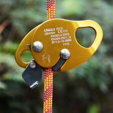 Safety Rope Grab Rock Tree Climbing Arborist Fall Arrester Protection Device CE