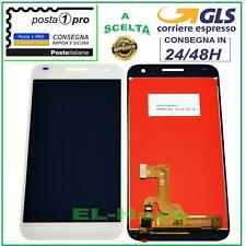 DISPLAY LCD HUAWEI ASCEND G7 / G7-L01 L03 TOUCH SCREEN SCHERMO VETRO BIANCO