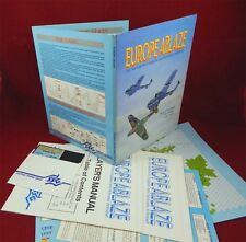 C64: Europe Ablaze: The Air War over England and Germany 1939-1945 - SSG 1985