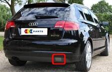 Audi A3 4 dr 04-08 neuf origine arrière s-line pare-chocs tow crochet couvercle bouchon 8P4807441A