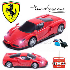1:20 Ferrari Enzo Rechargeable RC Radio Remote Control Car EP RTR Ready To Run