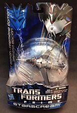 Transformers Prime First Edition Series - Starscream figure, Decepticon