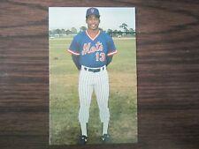 1986 Tcma New York Mets Stan Jefferson Postcard