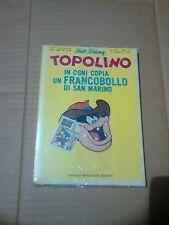 TOPOLINO LIBRETTO 808 BLISTERATO CON FRANCOBOLLO DI SAN MARINO - RARISSIMO
