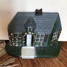 Vintage CJO #1283 Cast Iron Garden Art Doorstop JUDD COUNTRY Chic Home House