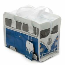 Puckator VW T1 Camper Bus Small Blue Lunch Bag School Travel Work On The Go