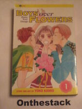 MANGA:     Boys over Flowers Vol. 1 by Yoko Kamio (2003, Paperback)
