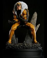 SABRETOOTH MODERN STATUE BOWEN DESIGNS SCULPTURE X-MEN WOLVERINE MARVEL 460/500