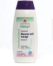 Mistrys neem oil soap💖💓