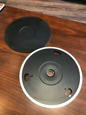 Dual CS-505-3 Platter with Rubber Matt