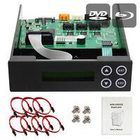 1-2-3-4-5  CD/ DVD/ BD Blu-ray SATA Burner Duplicator Copier CONTROLLER