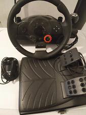 LOGITECH Driving Force GT für SONY PS3 Playstation 3 / PC Lenkrad + Pedale