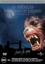 An American Werewolf in London (21st Anniversary Special Edition) NEW R4 DVD