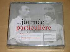 2 CD + 1 DVD / UNE JOURNEE PARTICULIERE / 60 ANS DE DECENTRALISATION THEATRALE