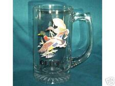 Colorful Glass Duck Stein/Mug for Cliff