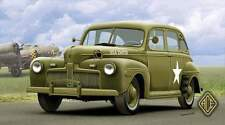 US Army Staff Car, model 1942 << ACE #72298, 1:72 scale