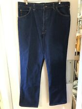 Vintage LEE Jeans Scovill Big Lee Union USA Made Meas 38 X 33