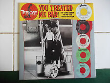 "GARAGE PUNK  60 'S  "" TEENAGE  SHUTDOWN"" you treted me bad"
