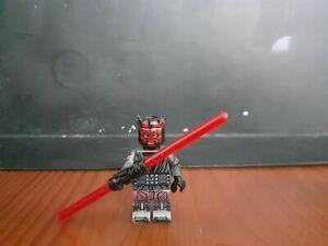 Star Wars - Dark Maul - Minifigure Custom