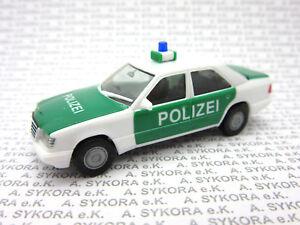 "Mercedes-Benz E-Klasse /""Polizei/"" OVP Herpa 094122-1:87 NEU"
