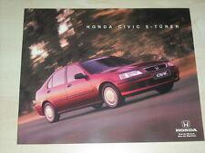 44820) Honda Civic Prospekt 03/1997