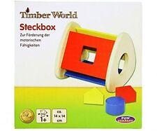 Baby-Holzspielzeug ohne Thema/Motiv