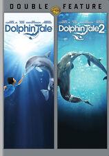 Dolphin Tale / Dolphin Tale 2 (DVD,2016)