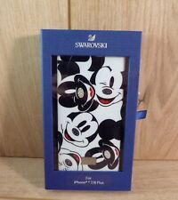 Swarovski Disney Mickey Mouse Phone Case Cover For iPhone 7 8 Plus