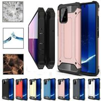 Shockproof Defender Hybrid Armor For Samsung Galaxy A51 A71 A81 A91 Case Cover
