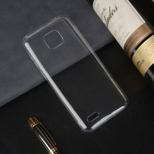 Für Ulefone Note 7 Handy Hülle Silikon Cover Case Bumper Schutzhülle Transparent