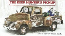 Danbury The Deer Hunter's Pickup 1/24 Scale Colorful Fold Out W/ Order Card