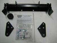 NOS WARN Quick Detach Plow Mount 2009-15 Grizzly 550 700 43P-F84Y0-V0