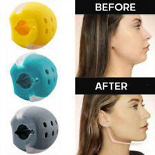 Exercise Fitness Ball Neck Facial Muscle Toning Lifting Jaw Fitness Anti-Wrinkle