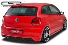 CSR Heckansatz VW Polo 5 Steilheck (Typ 6R, ab 09) ohne GTI