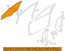 B25D59511C Mazda Glassldoorfrt B25D59511C