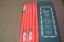 """15"""" PATRICIAN CANDLES CORAL"""