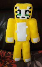 Soft Fleece StampyLongNose Minecraft Toy 11 Inch NOT FELT