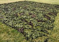 Grade 1 Large Genuine British Army Camouflage Camo Net Netting Military Woodland