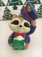Secreto Pal Navidad Hallmark Recuerdo Ornamento Nueva en Caja