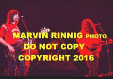 "THE EAGLES - PHOTO RANDY MEISNER GLENN FREY 8x11"" DON HENLEY 1976 TOUR RARE"