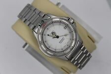 Tag Heuer White 4000 AUTOMATIC 699.713 Watch Midsize Mens Womens Mint Crystal