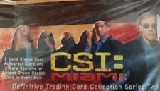 Action CSI Collectable Card Games & Trading Cards