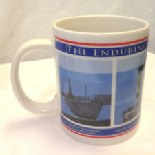 PACIFIC HISTORIC PARKS THE ENDURING LEGACY OF PEARL HARBOR CERAMIC COFFEE MUG