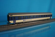 Marklin 4218 BLS Express Coach 1 kl. Blue-Beige 407-0 Lötschbergbahn OVP