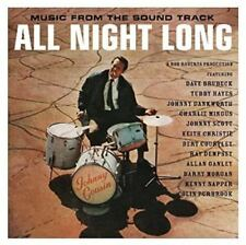 All Night Long Original Soundtrack 180g Vinyl LP Bob Roberts Dave Brubeck + More